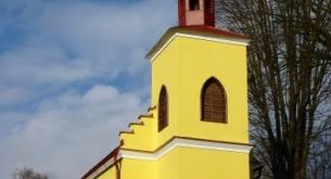 Restaurace kaple sv.Václava v Kobylech